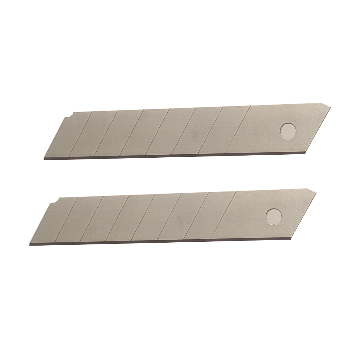 8 pt. Heavy Duty Snap Blade Replacement - 10 Pack - CUT-091471