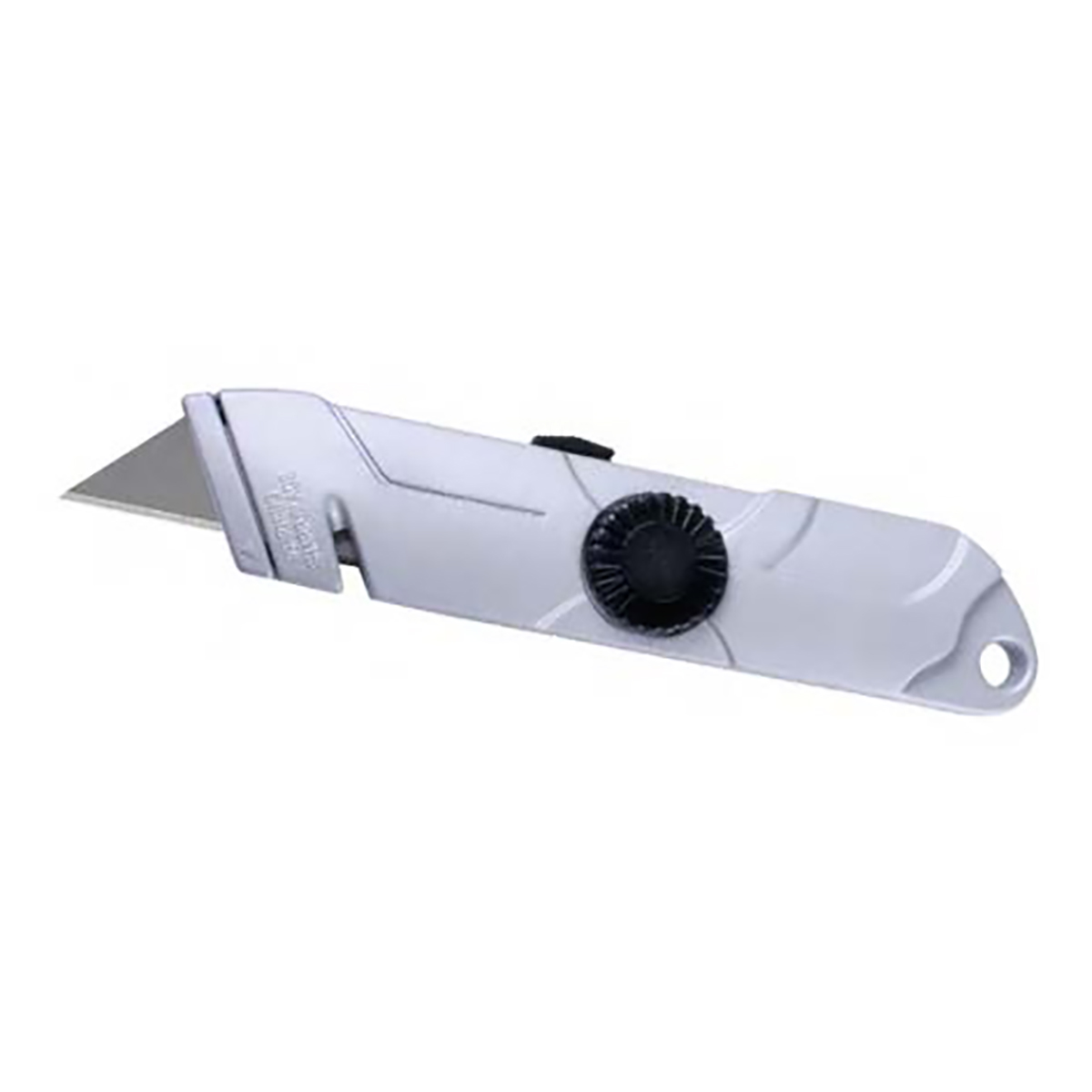Self Retracting Utility Knife - Silver - CUT-091479