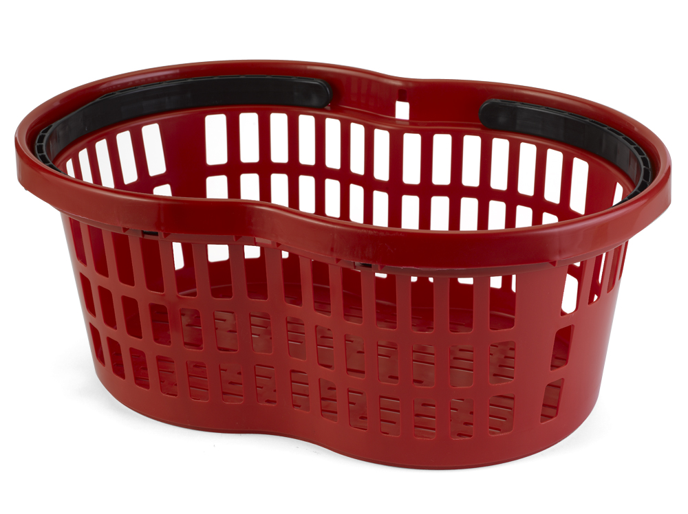 FLEXI-BASKET, Red