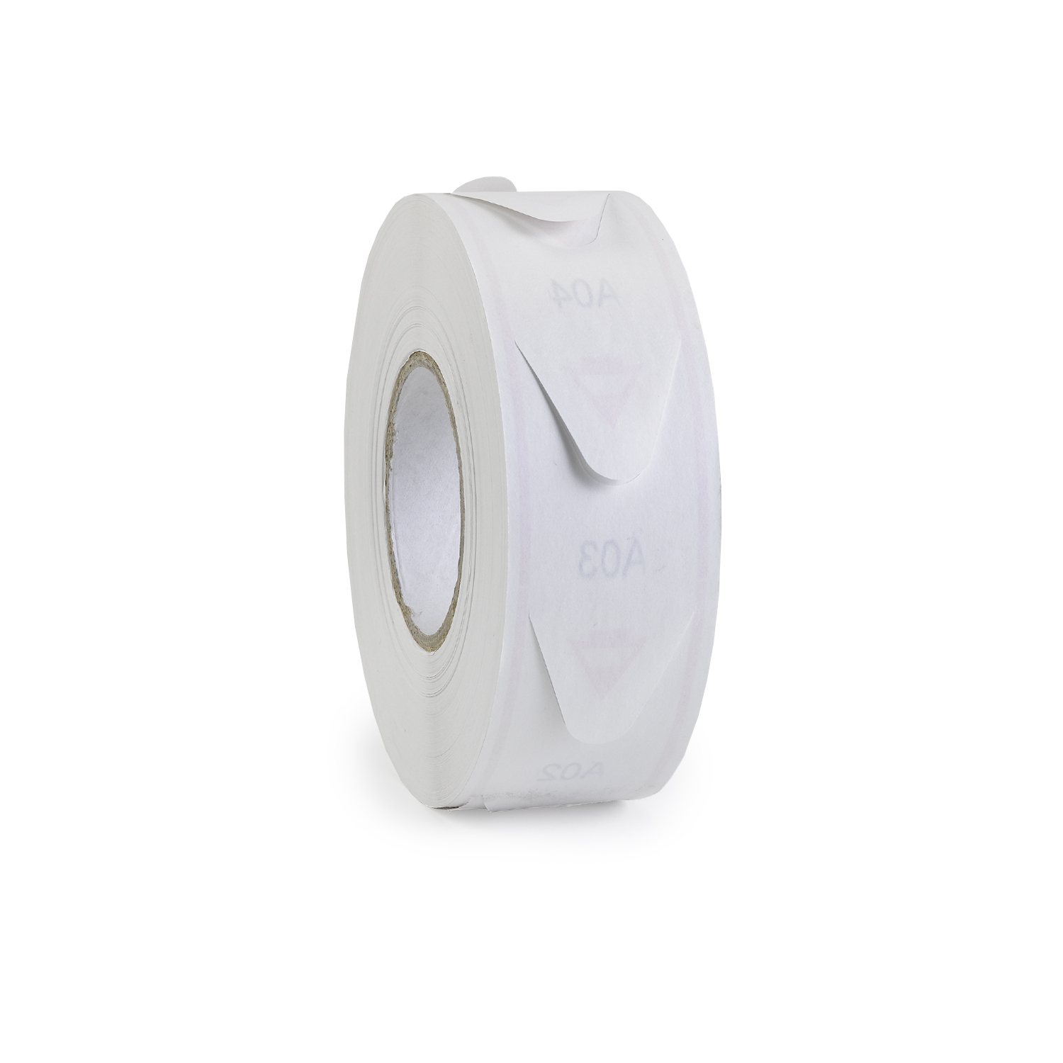 White Ticket Rolls - TAGS-12002