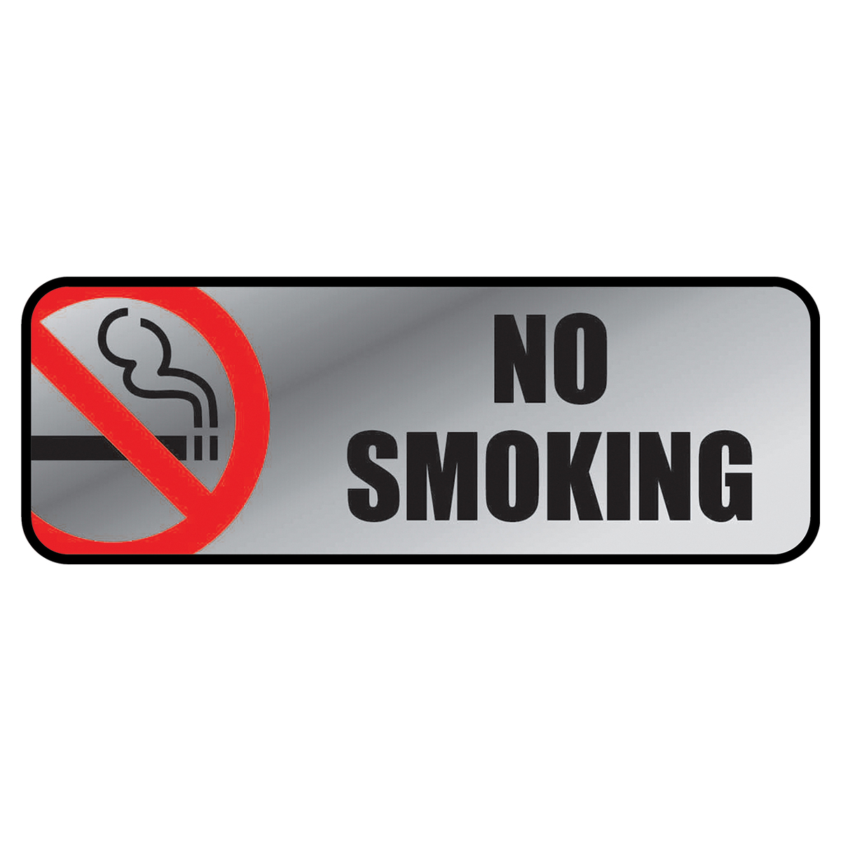 NO SMOKING - Metal Sign - 098207