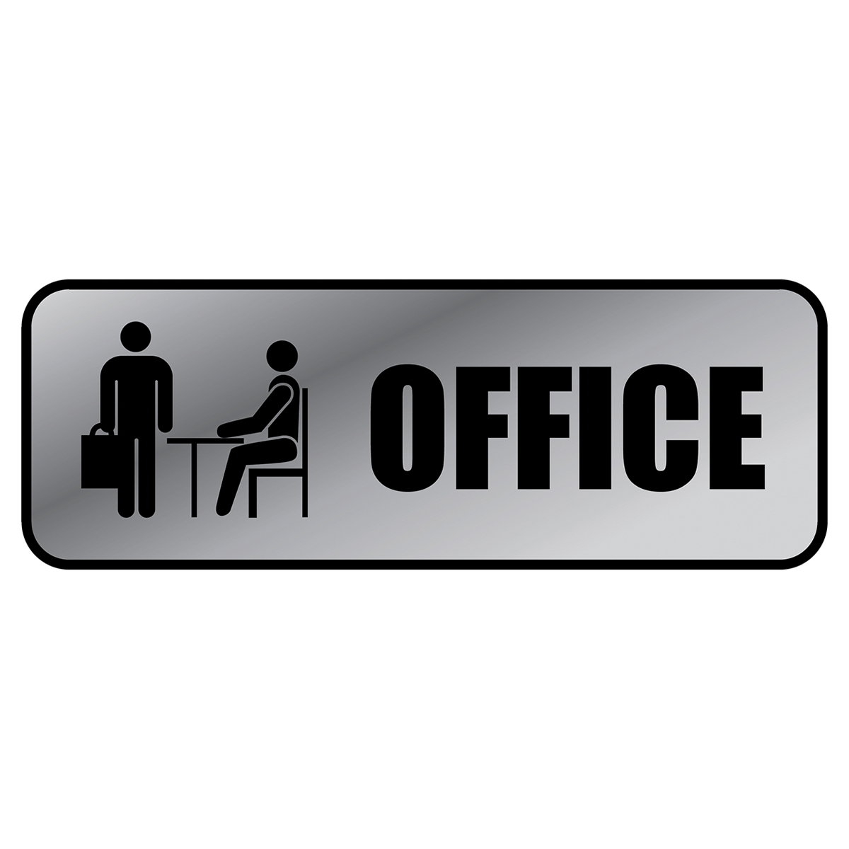 OFFICE - Metal Sign - 098209