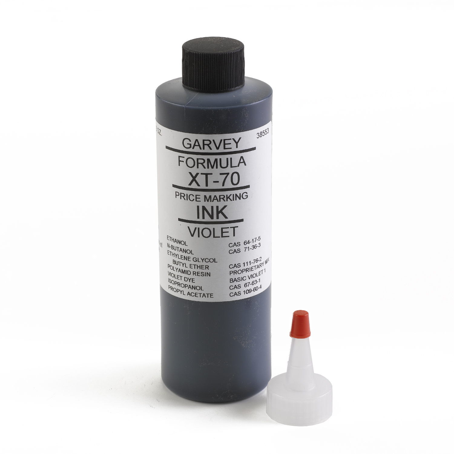 Garvey Violet Price Marking Ink 8 oz - INK-38553